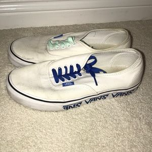 Vans Authentic Lace Up - Size 8